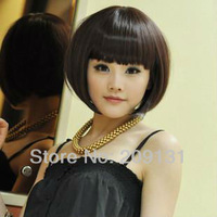 Парик New Style Fashion Wigs, BOBO Hair Wigs, +Free shipping