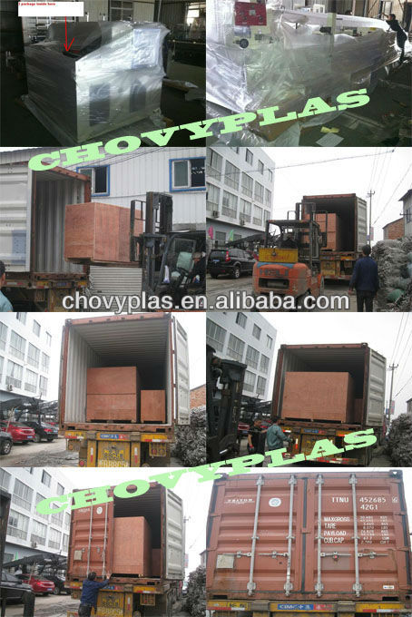 CHOVYPLAS hot-sales pp film blowing machine