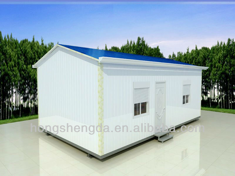 Low Cost Steel Modular Homes Kit Homes With Good Quality