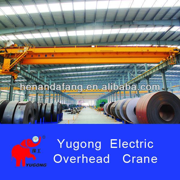 Overhead Crane Lifting Procedure : Low head room t single girder overhead crane