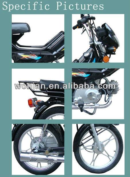 2013 Chongqing super off road motorbike 50cc for sale(WJ48Q)
