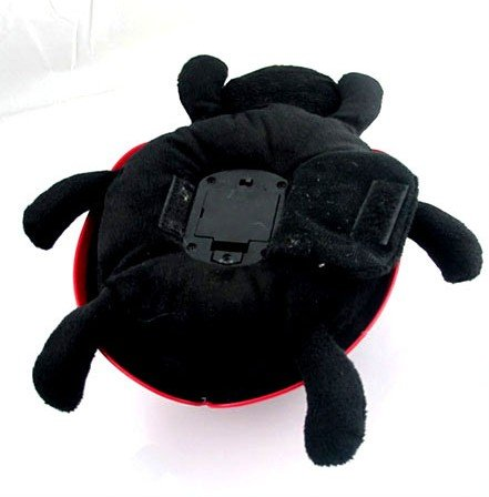 ALL GOODS FREE SHIPPING TWILIGHT CONSTELLATION STAR PROJECTION LADYBUG NIGHT LIGHTS