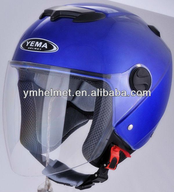 YM-617 half face ECE helmet