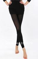 Корректирующие женские шортики Women Slimming Leggings Spats Compression Shaping Leg slim type beauty leg socks shapewear