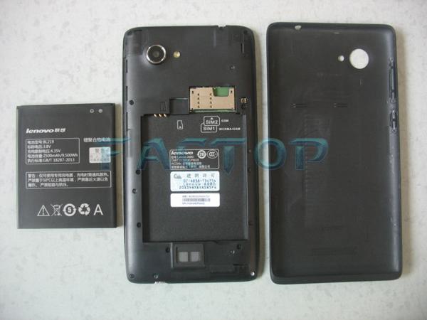 CE Original Lenovo A880 Phone Mobile 6.0 Inch QHD IPS MT6582m Quad-core 1.3GHz 1GB RAM 8GB ROM