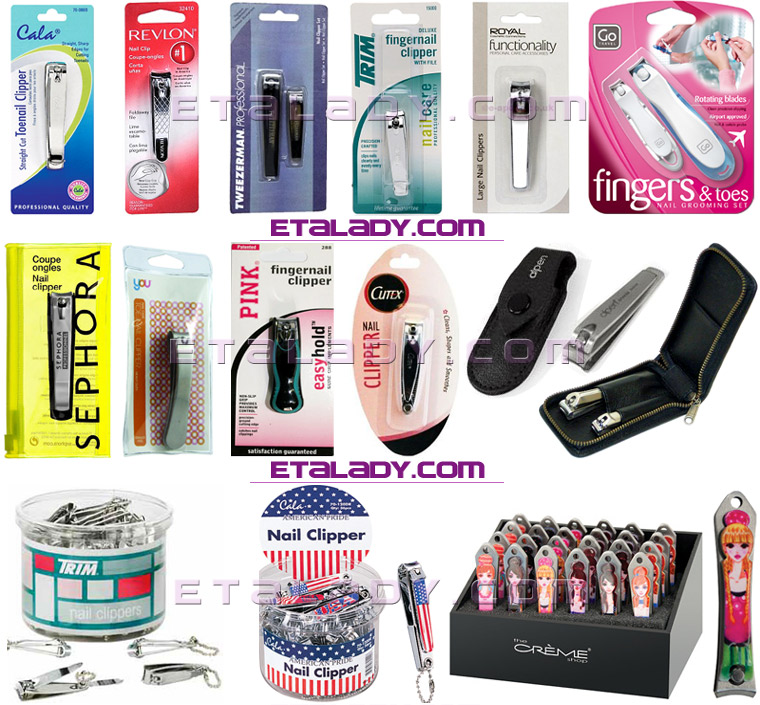 nail clipper package