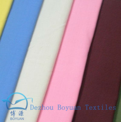 very cheap pocketing fabric cotton fabric made in china