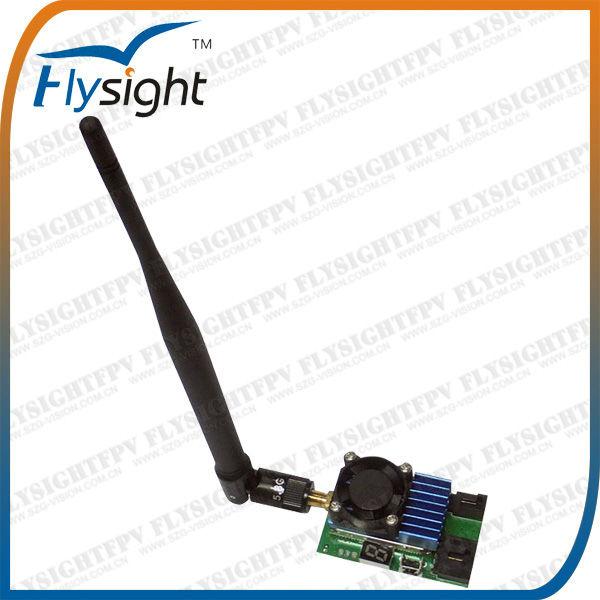 B48 Cessna Airplane RC Airplane Kit Wireless Remote Control AV Sender Transmitter