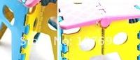 Fashion home stool, fashion home fumiture, cartoon Folding stool, children's Folding stool, 2pcs/lot