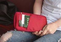 футляр бумажник паспорт сумка кредит id карты наличными кошелек билет держатель холст [01040102