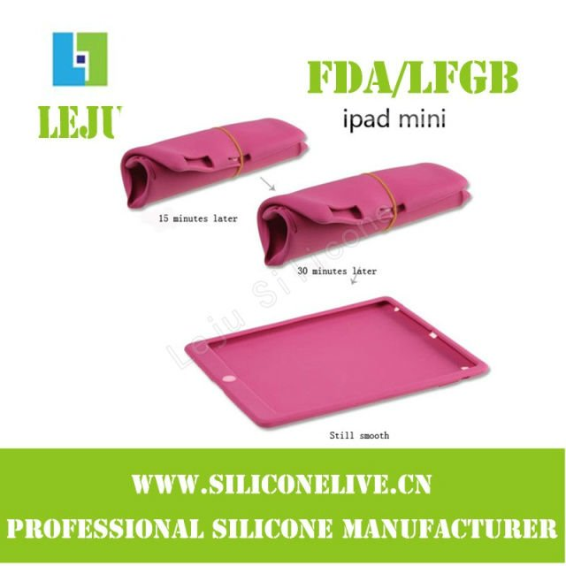 New designer TPU for iPad mini case