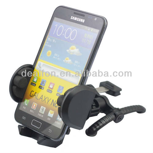 Universal Car Air Vent Mount Holder for Mobile Phone iPhone Samsung HTC -7