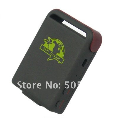 REAL TIME GPS/GPRS/GSM TRACKER,TK102, PERSONAL TRACKER, SMALLEST Car Pets GPS TRACKER &Free Shipping