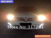 Free Shipping!!HOT!!TaiWan2009 latest Toyota Corolla LED daytime running light,super good quality
