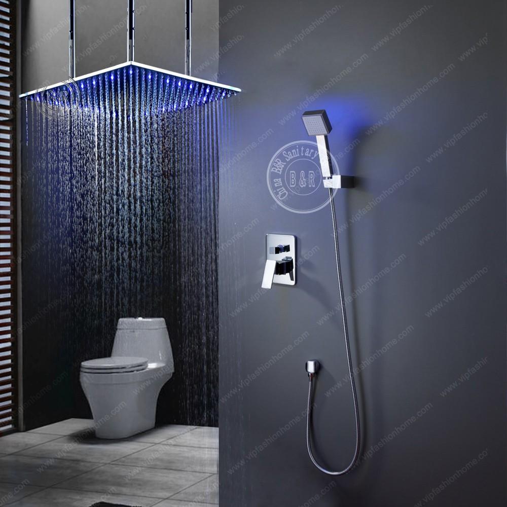 spectra rain shower head