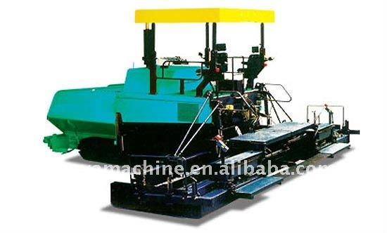 7.5m asphalt paver machinery