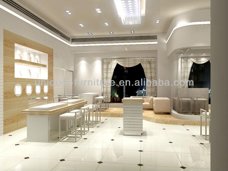 2013 unique jewelry shop furniture design jewellery for A t design decoration co ltd