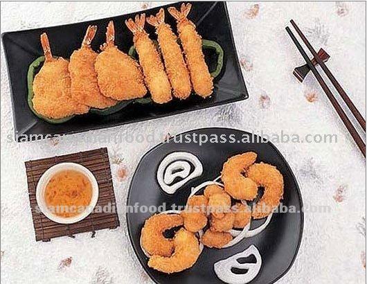 Breaded Fried Shrimp for Sale