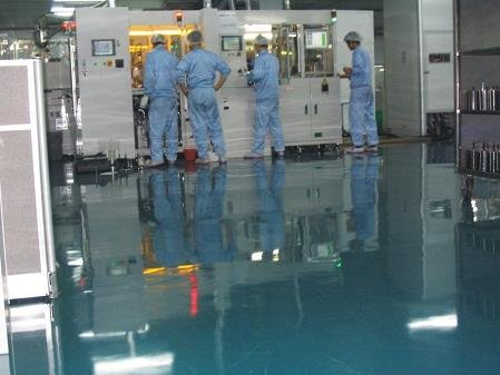 Maydos scratching resistance epoxy concrete coating