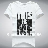 Мужская футболка 2014 new fashion , 3 /009