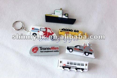 USB Customized Flash Drive different trucks shape SI-201215150