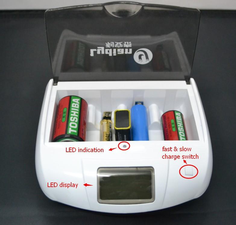 Аксессуары для источников питания Lydian 18650 USB LYD-901