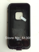 Чехол для для мобильных телефонов New Lifeproof case waterproof shock proof cover for iphone5 with retail package