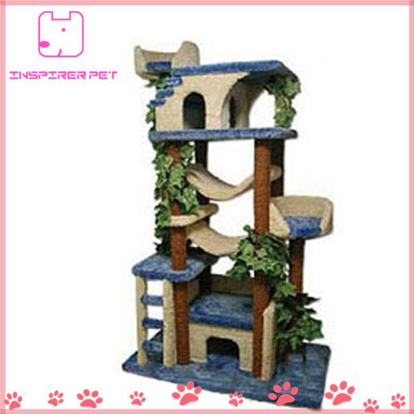 d coratif bois grand arbre chat jouets pour animaux domestiques id de produit 1421983129. Black Bedroom Furniture Sets. Home Design Ideas