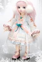 1/6 littlefee bjd пластиковые куклы
