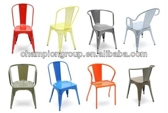حار بيع الكراسي في الهواء الطلق 2014 tolix/ ماريه كرسي