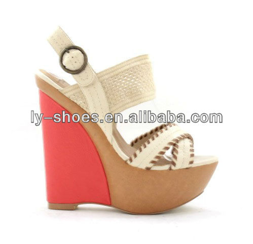 Women Sandal Wedge Shoes