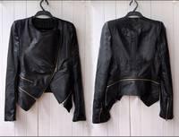 Женская одежда из кожи и замши Tiao  14520