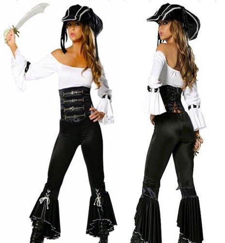 Костюм Adult Sexy Pirate Costume LC8203 на сайте совместных покупок Репка.