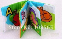 Школьная книга Cloth Fabric Books for baby