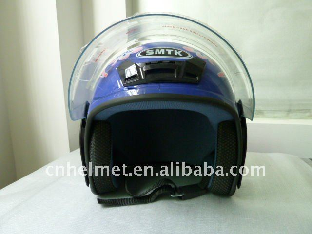 open face helmet smtk-203