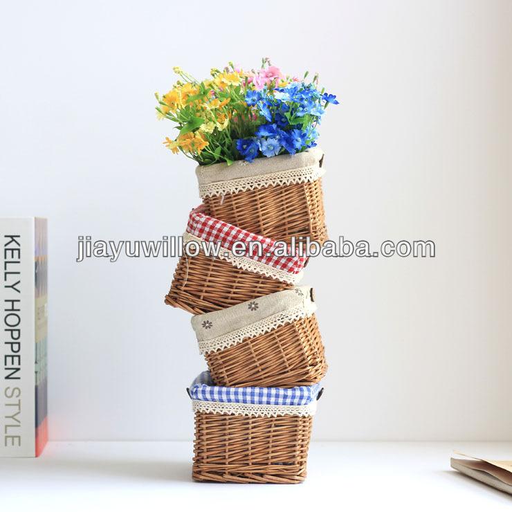Плетеные изделия подарки 36