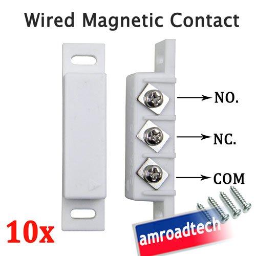 Contact Magnetique Porte Filaire Porte Magnétique