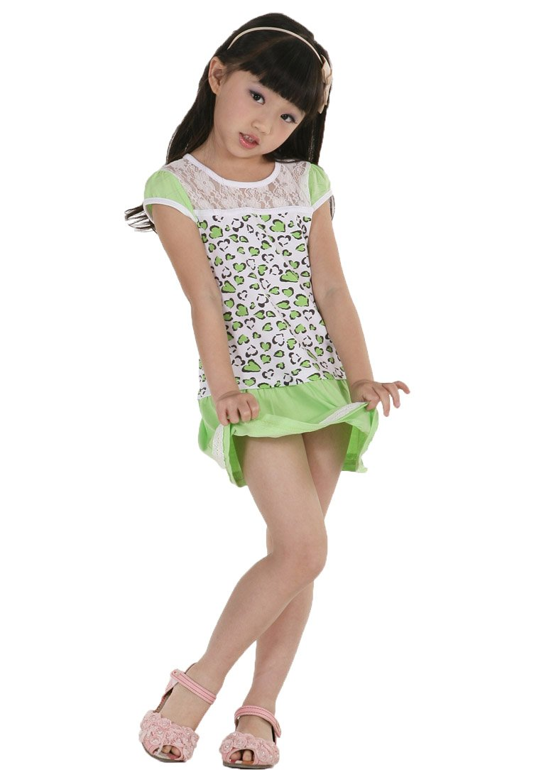 ... cotton dress,kids beautiful model dresses,baby girl knitted clothing.