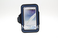 Ремень с карманом под телефон на руку Wellunit Solf Samsung Galaxy Note 2 N7100 WU-B014