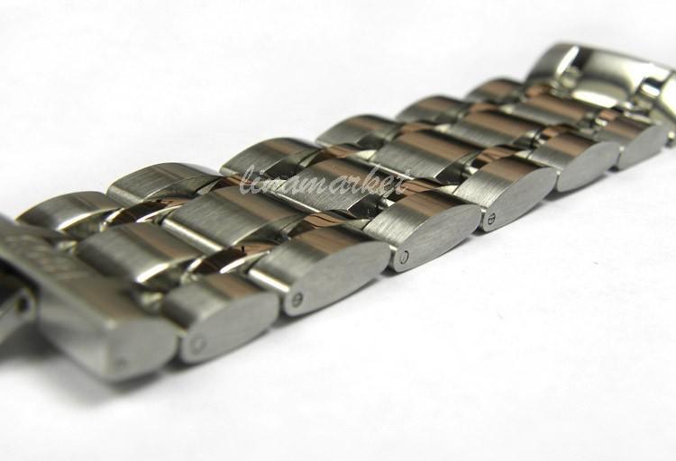 Ремешок для часов 22 s/t035 S-T035  (22mm, steel)