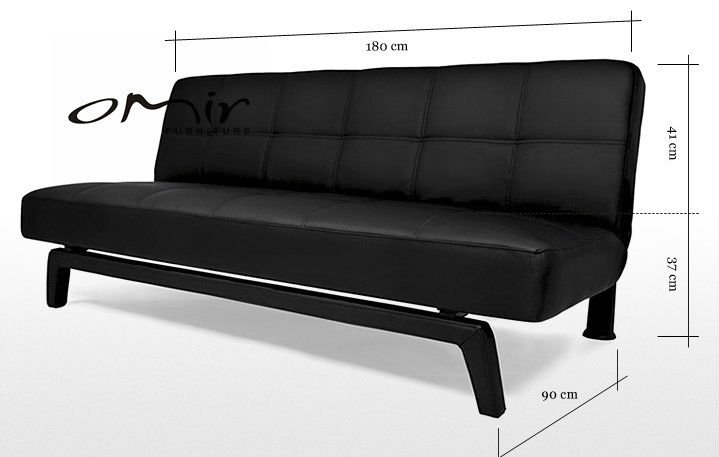 Yoko Sofa Bed Faux Leather Furniture Buy Sex Sofa Beds Lightweight Sofa Beds Modern Sofa Bed