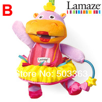 Early Development Toy, Lamaze baby toys 3pcs/lot