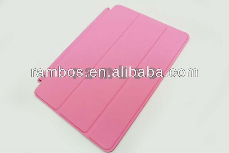 Triple Folding Smart Cover with Wake Up and Sleep function for apple iPad mini