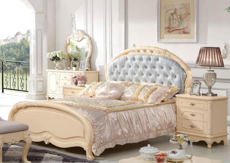 Buy White Elegant Bedroom Sets French Bedrooms Modern Furniture