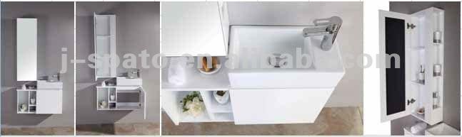 2012 New High Gloss MDF Bath Furniture
