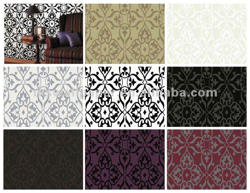 Paper Backed Vinyl Wallpaper Design Paper Backed Vinyl
