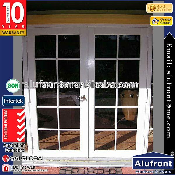 jn serie aluminio columpio puerta para el jardn trmicabreak aluminio bisagras de la