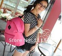 девушка в холст Рюкзаки / сумка / мешок школы студент / спортивная сумка 0956