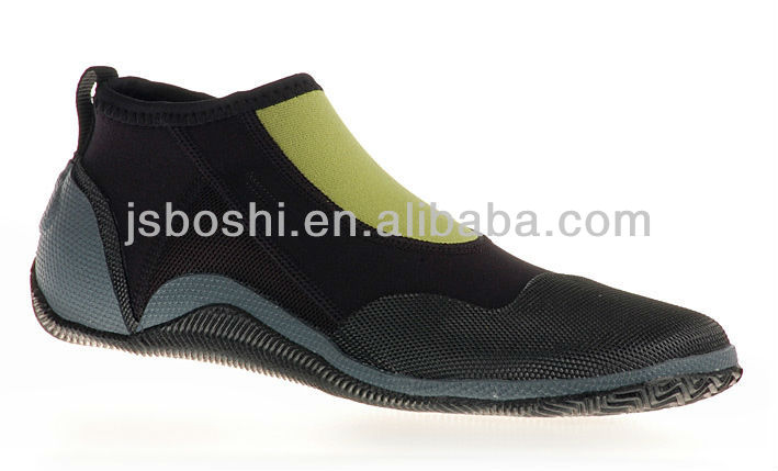 neoprene ankle boots low boots