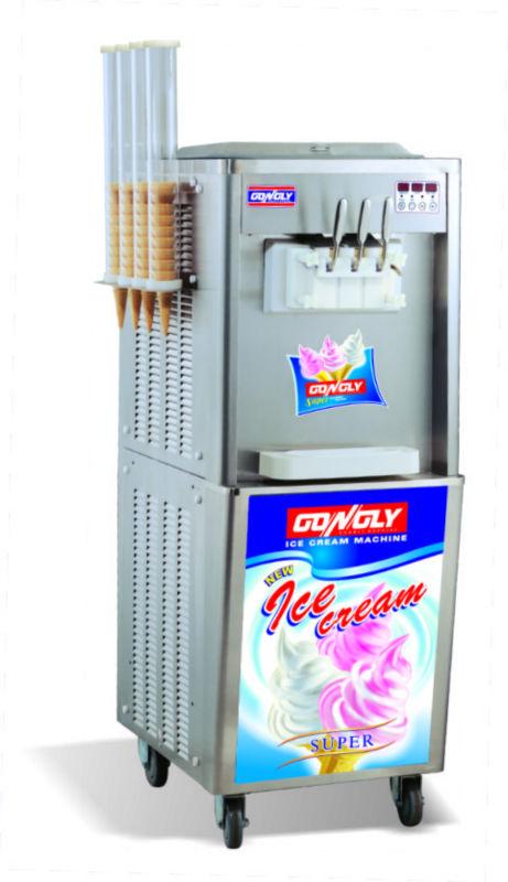 коммерческих мороженое чайник с конуса держатель bql-s48-2